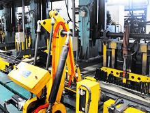 工业生产线